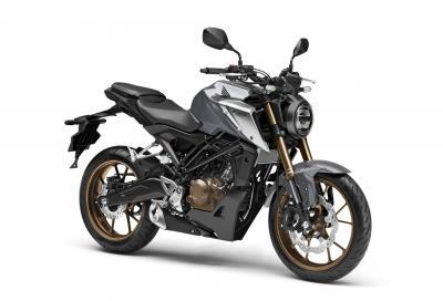 La Honda CB125R riceve aggiornamenti a motore e sospensioni