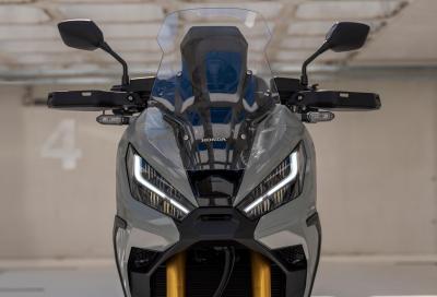 Honda X-ADV 2021, più potente e più leggero