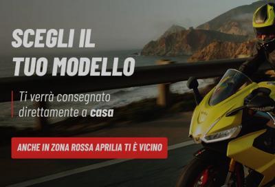 Gruppo Piaggio: acquisti online e consegne a domicilio di moto e scooter