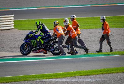 """Rossi: """"La nostra moto è sempre la più lenta e con problemi di affidabilità"""""""