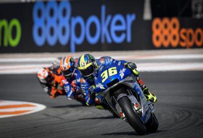 """Orari TV MotoGP 2020, Valencia """"2"""""""