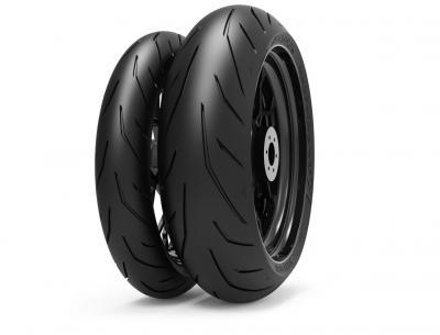 Vredestein presenta le nuove gomme supersport Centauro NS