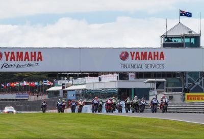 WSBK: posticipato il round di Phillip Island 2021