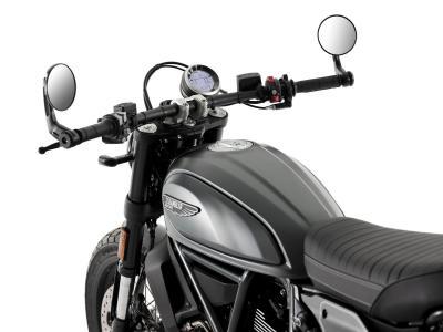 Nuova Ducati Scrambler Nightshift, animo dark