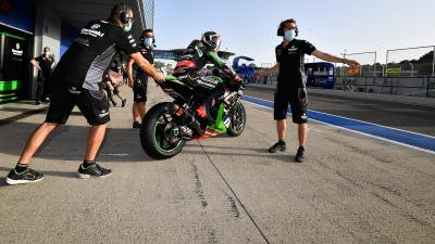 La Superbike a Jerez per iniziare la stagione 2021