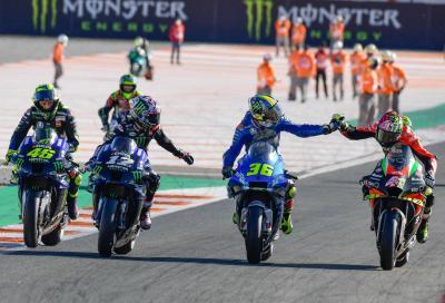 Orari TV MotoGP 2020 Portimão, il round finale