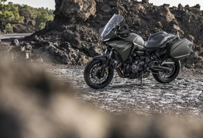 Yamaha Tracer 7, ora anche in versione GT