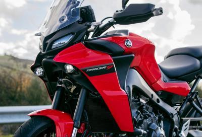 Il prezzo della Yamaha Tracer 9 2021, anche in versione GT