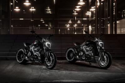 Power cruiser: in azione con le nuove Ducati XDiavel