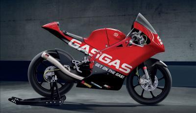 GasGas debutta in Moto3