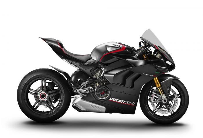 Ducati presenta la nuova Panigale V4 SP