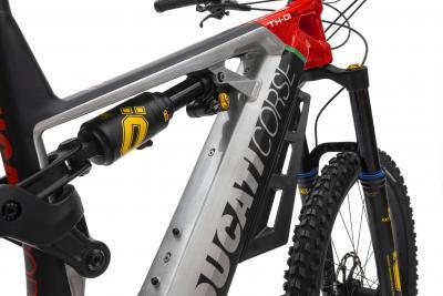 La Gamma e-bike Ducati 2021