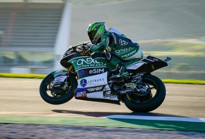 Moto2: Gardner in pole a Portimão, Bastianini davanti a Lowes
