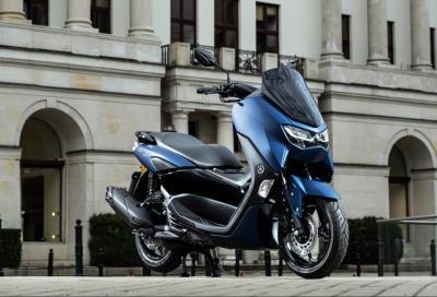 Nuovo Yamaha NMax 125, motore Euro 5 e look rivisto