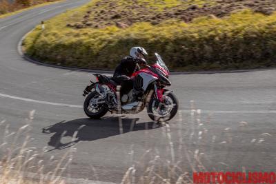 Ducati Multistrada V4 S: come va, pregi e difetti