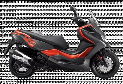 "DT X360, il nuovo scooter ""adventure"" di Kymco"