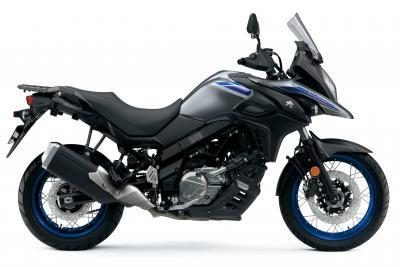 Suzuki V-Strom 650 2021: Euro 5 e nuove grafiche