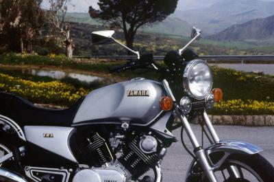 Yamaha XV 1000 TR-1: l'incompresa