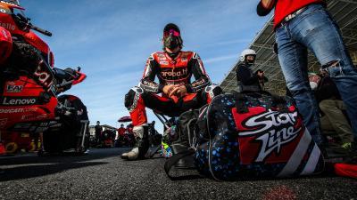 Chaz Davies di nuovo su una Ducati nel 2021