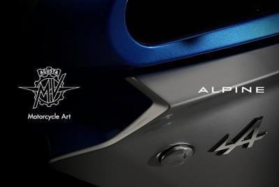 """MV Agusta: in arrivo la """"Alpine S4"""""""
