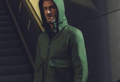 Spidi presenta la giacca Metromover