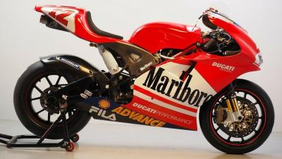 Venduta su Ebay la Ducati Desmosedici GP3 di Troy Bayliss