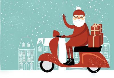 Regali di Natale per i motociclisti – Vol. 1