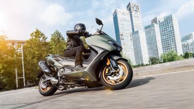 Yamaha TMax, un nuovo colore per il 2021