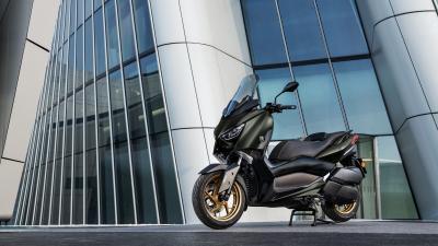 Yamaha aggiorna gli scooter XMax 125 e 300