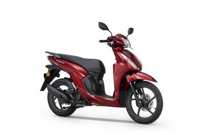Honda rinnova lo scooter cittadino Vision 110