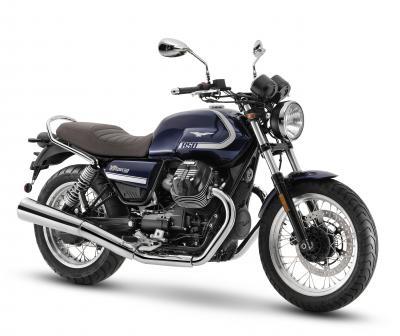 Nuova Moto Guzzi V7, la cilindrata sale a 850 cc