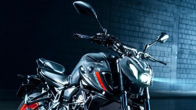 Yamaha MT-07: nuovo look, motore Euro 5, freni più performanti