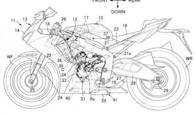 Honda porta la tecnologia da F1 sulle moto