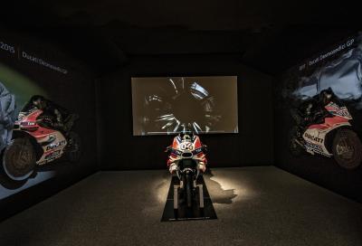 """Il Museo Ducati online si arricchisce con la mostra """"Anatomia della Velocità"""""""