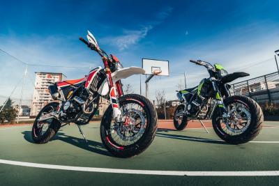 Fantic presenta la gamma enduro/motard 2021