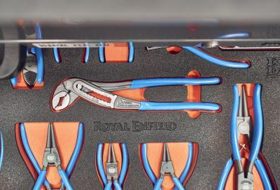 Royal Enfield, proclamati i tecnici più esperti