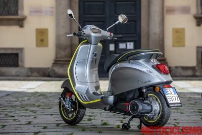 Vespa Elettrica, l'icona Piaggio guarda al futuro
