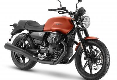 Il prezzo della nuova Moto Guzzi V7