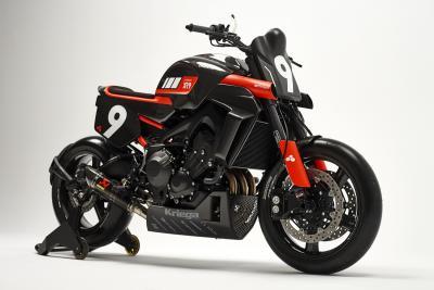 XR9 Carbona by Bottpower. Un kit per trasformare la XSR900