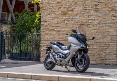 Honda Forza 750 vince su tutti nel 2020
