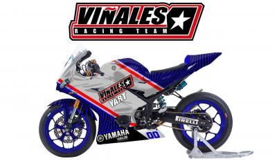 Il Viñales Racing Team debutta nel mondiale Supersport