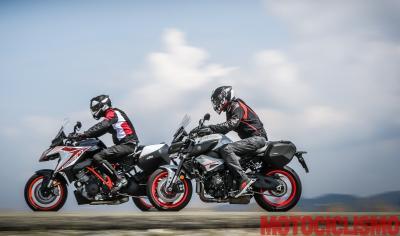 """""""Orribile estetica di Yamaha e KTM"""". Il tema della discussione più accesa"""