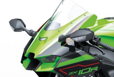 Le novità Kawasaki 2021