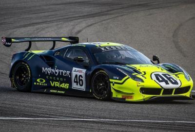 12 Ore del Golfo: Rossi sul podio nella categoria ProAm