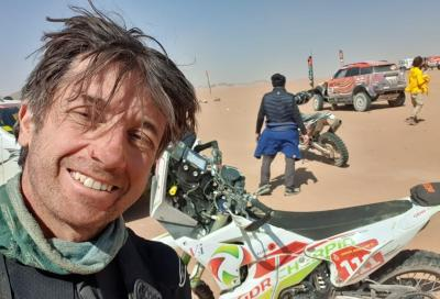 Dakar 2021: Pierre Cherpin in coma dopo un grave incidente