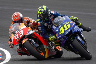 """Reggiani: """"Marquez ha fatto perdere Rossi nel 2015. A lui ha pensato il Karma..."""""""