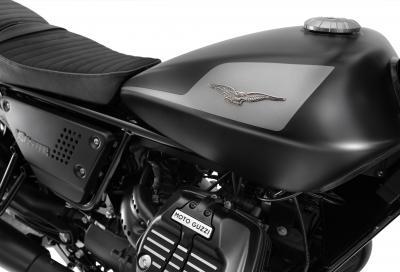 Nuova Moto Guzzi V9, la classic di Mandello è più potente