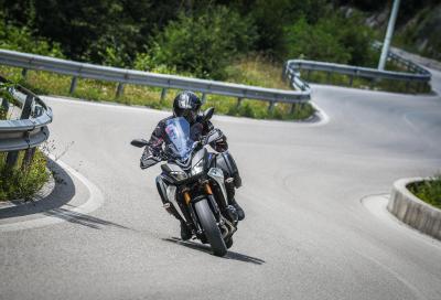 Yamaha al primo posto nel mercato moto in Italia
