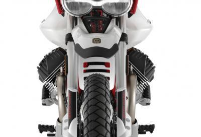 Le novità Moto Guzzi 2021