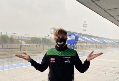 Giornata di test persa per la Superbike. La pioggia rovina il day 1